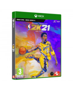 NBA 2K21 Mamba Forever Edition Spiel Xbox One
