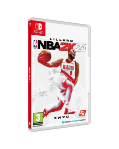 NBA 2K21 Standard Edition Spiel Nintendo Switch
