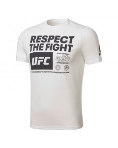 UFC Reebok Fan Gear Text majica