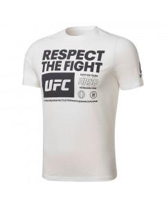 UFC Reebok Fan Gear Text T-Shirt