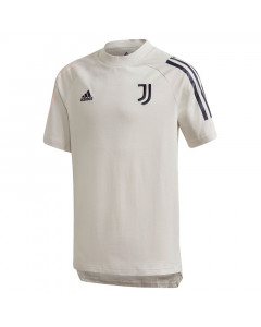 Juventus Adidas Orbit Grey T-Shirt