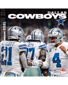 Dallas Cowboys kalendar 2021