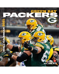 Green Bay Packers koledar 2021