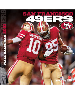 San Francisco 49ers Kalender 2021