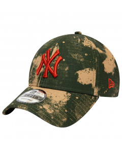 New York Yankees New Era 9FORTY Blur Camo Mütze