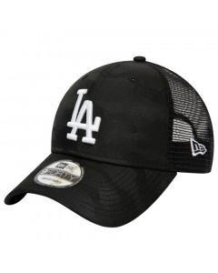 Los Angeles Dodgers  New Era 9FORTY Trucker Seasonal The League Black Camo kapa