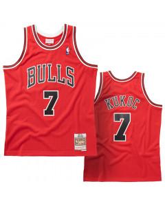 Toni Kukoć 7 Chicago Bulls 1997-98 Mitchell & Ness Swingman Trikot