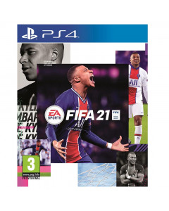 Fifa 21 Standard Edition Spiel PS4