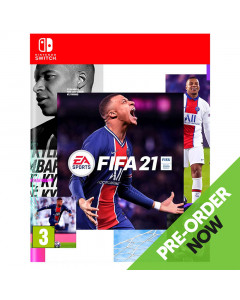 Fifa 21 Standard Edition Nintendo Switch