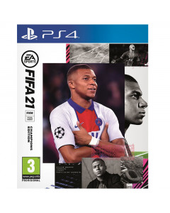 Fifa 21 Champions Edition Spiel  PS4