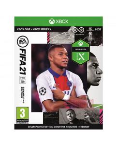 Fifa 21 Champions Edition Spiel Xbox One