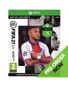 Fifa 21 Champions Edition igra Xbox One