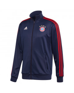 FC Bayern München Adidas 3S-Stripes Track Jacke