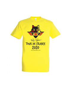 Tadej Pogačar Toure de France 2020 Champion Kinder T-Shirt