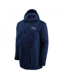 New England Patriots Iconic Back To Basics Heavyweight Winterjacke