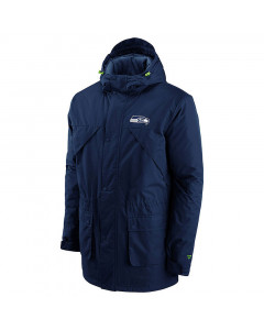 Seattle Seahawks Iconic Back To Basics Heavyweight Winterjacke