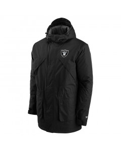 Las Vegas Raiders Iconic Back To Basics Heavyweight Winterjacke