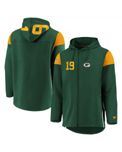 Green Bay Packers Iconic Franchise Full Zip Kapuzenjacke