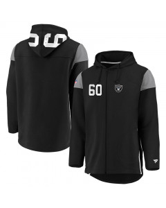Las Vegas Raiders Iconic Franchise Full Zip Kapuzenjacke
