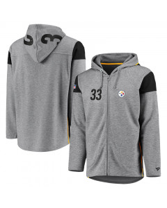 Pittsburgh Steelers Iconic Franchise Full Zip majica sa kapuljačom