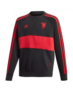 Manchester United Adidas Kinder Crew Pullover