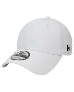 New Era 9FORTY Blank White kapa