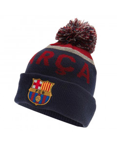 FC Barcelona Ski NG Wintermütze
