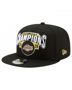 Los Angeles Lakers New Era 9FIFTY NBA 2020 Champions Mütze