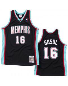 Pau Gasol 16 Memphis Grizzlies 2001-02 Mitchell & Ness Swingman dres