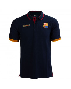 FC Barcelona Cat polo Navy majica