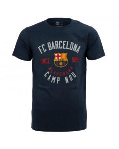 FC Barcelona Record Marino T-Shirt