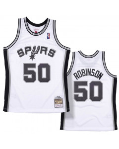 David Robinson 50 San Antonio Spurs 1998-99 Mitchell & Ness Swingman Trikot