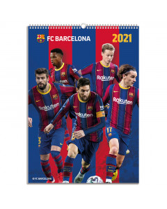 FC Barcelona koledar 2021