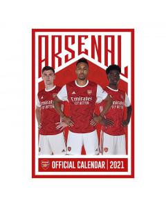 Arsenal Kalender 2021
