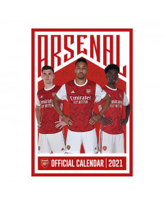 Arsenal kalendar 2021