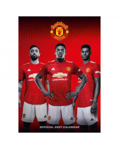 Manchester United koledar 2021