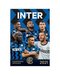 Inter Milan koledar 2021