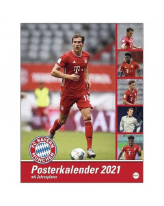 FC Bayern München Kalender 2021