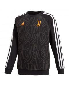 Juventus Adidas Crew Kinder Crew Pullover