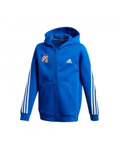 Dinamo Adidas 3S otroška jopica z zadrgo