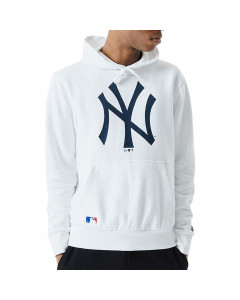 New York Yankees New Era Infill Logo pulover s kapuco