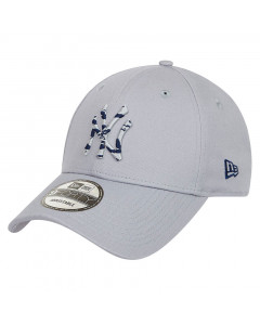 New York Yankees New Era 9FORTY City Camo Mütze