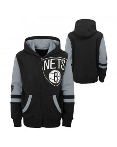 Brooklyn Nets Straight To The League Kinder Kapuzenjacke