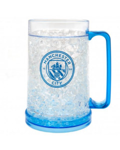 Manchester City Freezer Krug