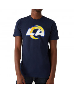 Los Angeles Rams New Era Team Logo T-Shirt