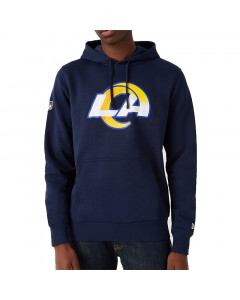 Los Angeles Rams New Era Team Logo PO Kapuzenpullover Hoody