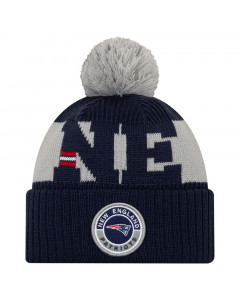 New England Patriots New Era NFL 2020 Official Sideline Cold Weather Sport Knit Wintermütze