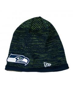 Seattle Seahawks New Era NFL 2020 Sideline Cold Weather Tech Knit zimska kapa