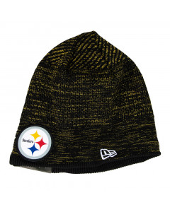 Pittsburgh Steelers New Era NFL 2020 Sideline Cold Weather Tech Knit Wintermütze