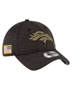 Denver Broncos New Era 9TWENTY NFL 2020 Official Salute to Service kapa